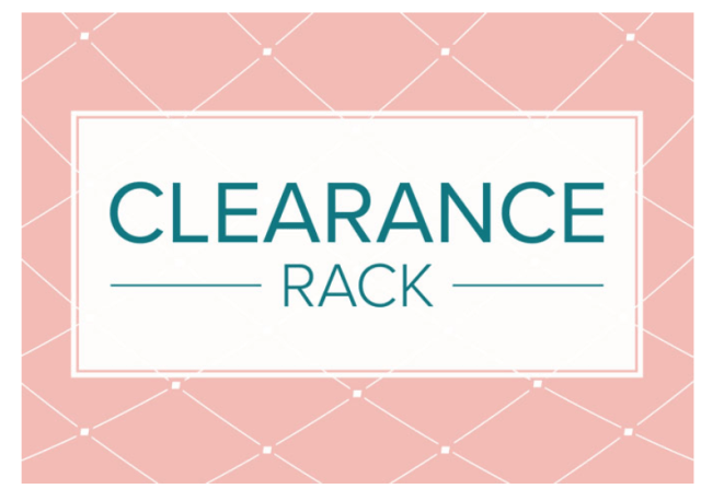 Clearance Rack update with discounts up to 60% off.  #Stampin' Up!, #Stampin' Gala