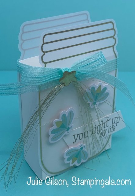 June 2020 Paper Pumpkin Alternates, #Stampin' Up, #Stampin' Gala, #Summer Nights, #Hand Made Cards, #Treat Holder, #Paper Crafting Kit