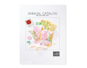 Stampin' Up! 2021 Annual Catalogue
