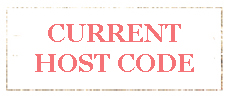 Stamping Flair Current Host Code