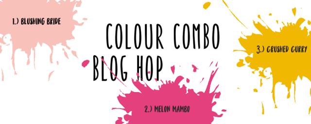Colour Combo Blog Hop March 2020