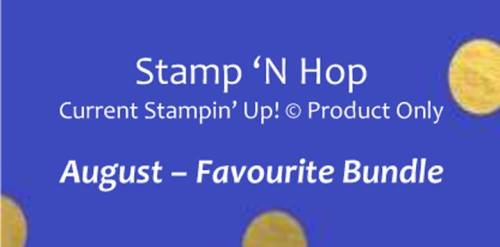 Stamp n' Hop, August 2020, Favourite Bundle