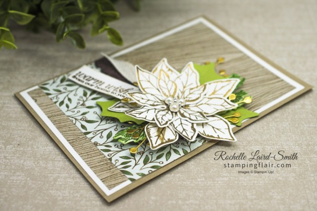 Poinsettia Place suite, Stampin' Up!, New at SU Blog Hop
