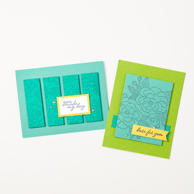 So Much Love stamp set, Stampin' Up!
