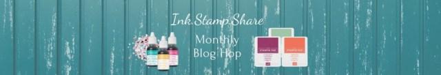 ink stamp share header