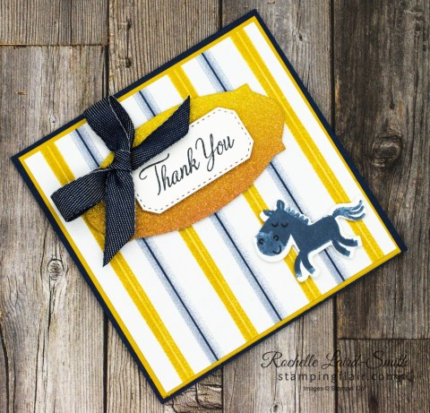 Joy of Sets Blog Hop, Thankful for you, November 2020, Hippo & Friends Bundle, Stampin' Up!, Rainbow Glimmer Paper, Playing with Patterns, unicorn handmade card