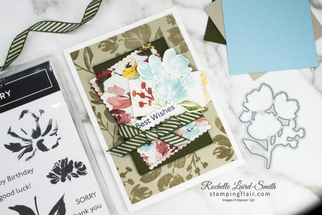 Around the World on Wednesday Blog Hop, AWOW Blog Hop, Something New Something Old, Art Gallery, Stamparatus, Avid Crafter, Stampin' Up!, SU