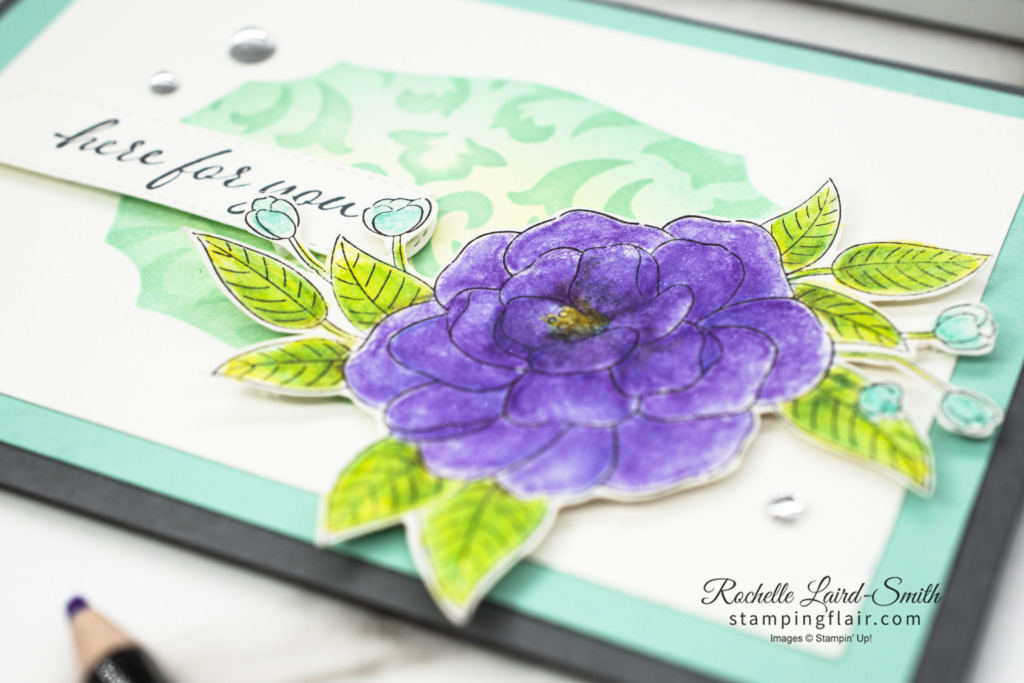 New at SU Blog Hop, April 2021, So Much Love stamp set, Stampin' Up!, SU, Reverse Masking Technique, Cardmaking Background Technique