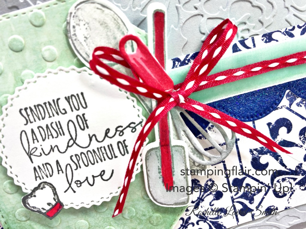 Ink Stamp Share Blog Hop, Case the Catty, What's Cookin' Stampin' Up!, SU
