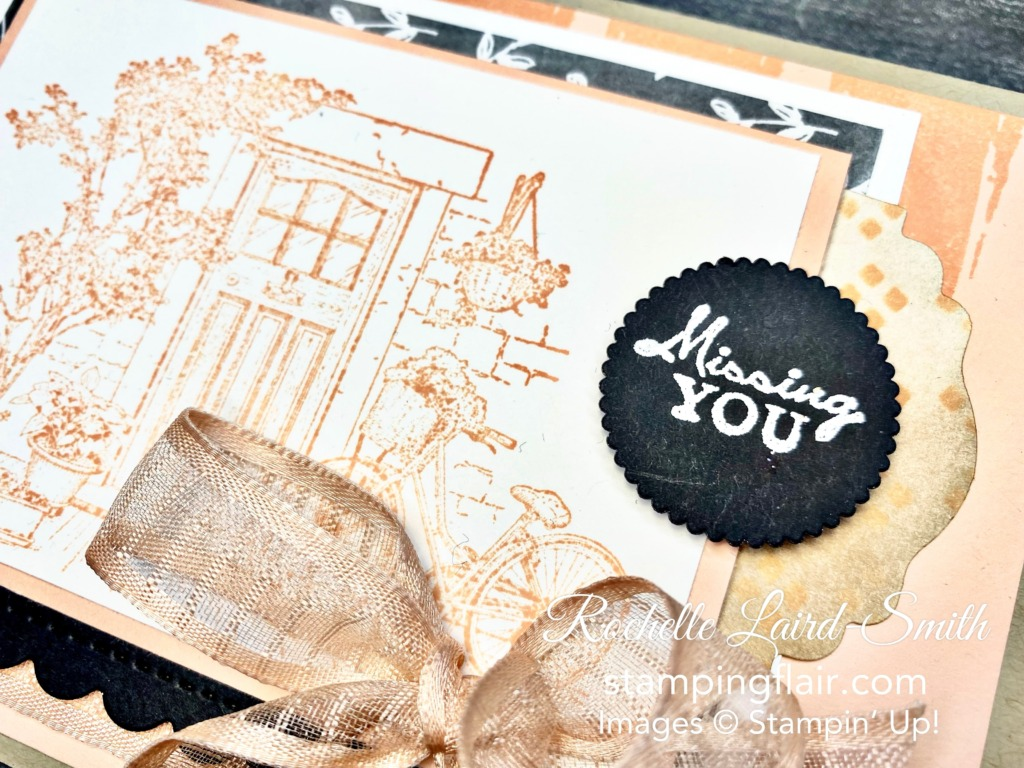 Stamping Inkspirations Blog Hop, September 2021, Feels Like Home Beautifully Penned DSP, Textures and Frames, Stamping Flair, Stampin' Up!, SU