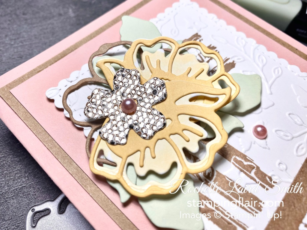 Summer Shadows Dies, Shaded Summer, You Tube Tutorial, Sale-A-Bration 2021, Stampin' Up!, SU, Stamping Flair