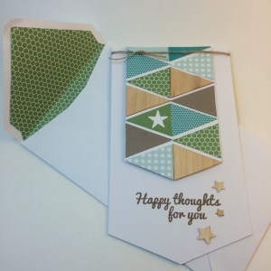 StampinUp Paper Pumpkin card made by demo Beth McCullough.  Please see more card and gift ideas at www.StampingMom.com #StampingMom