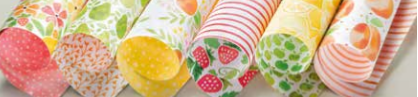 StampinUp Fruit Stand DSP