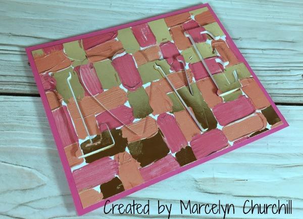 Stampin Up projects created by Marcelyn Churchill. Please see more card and gift ideas at www.StampingMom.com #StampingMom #cute&simple4u