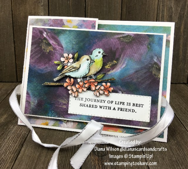 Bird Ballad DSP and Perennial Essence by Diana Wilson