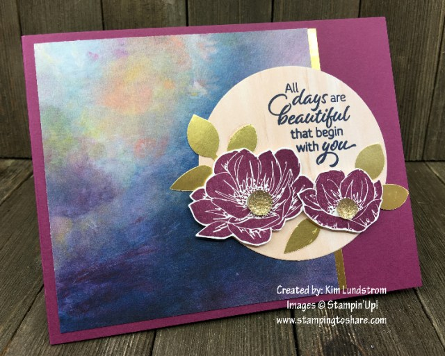 Perennial Essence DSP and Floral Essence by Kim Lundstrom