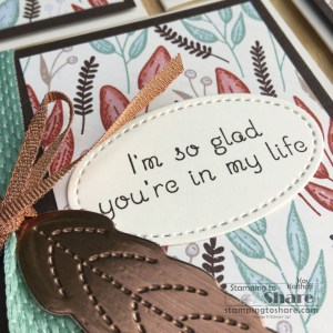 Love of Leaves Bundle for Fall Cardmaking
