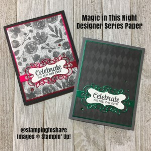 Magic in This Night for Non-Halloween Card Making