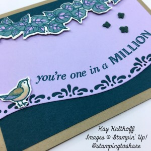 Quite Curvy Bundle from Stampin' Up!