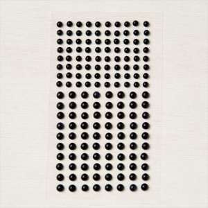 Matte Black Dots