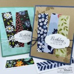 Free PDF to Make Whimsical Cards with your Paper Scraps! Kay Kalthoff at Stamping to Share
