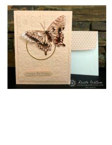 Butterfly Brilliance Beauty!