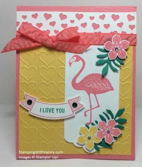 flamingo-love