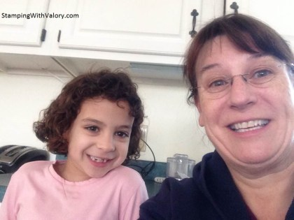 Sarai and Kathy