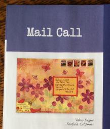 Mail Art SAM Spring 16