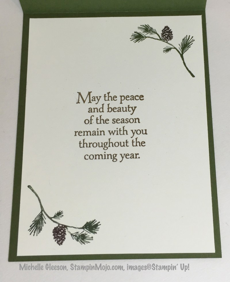 PPA279, Michelle Gleeson, Ornamental Pine, Wonderland