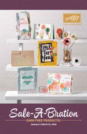 2016 Sale-A-Bration Catalog