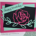Rose Garden Birthday
