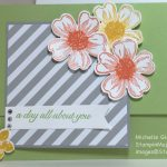 Fancy Fold card for Pals Paper Arts