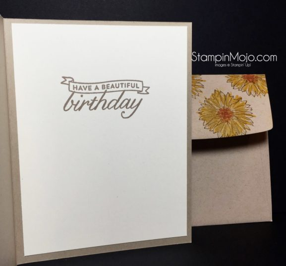 Stampin Up, Touches of Texture, Serene Scenery, Birthday card - Michelle Gleeson, SU