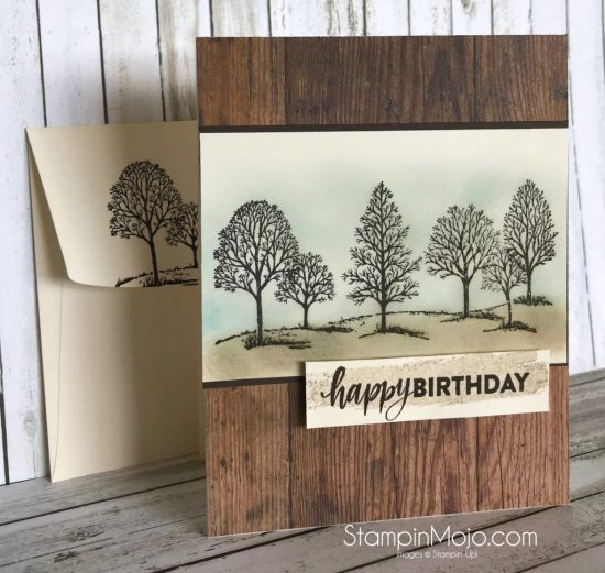 Stampin Up Lovely As A Tree Masculine Card ideas Michelle Gleeson SU Stampinup