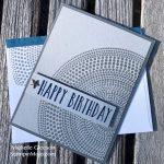 Gentlemen's Geometric Birthday