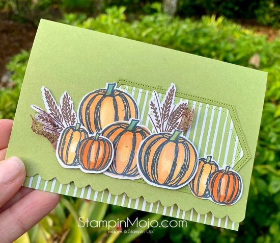 Stampin Up Scalloped Note cards Gather Together Anytime card ideas Michelle Gleeson Stampinup SU