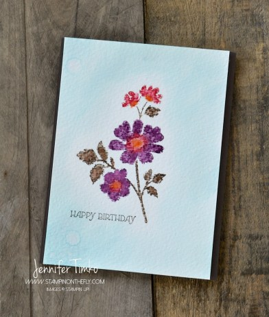 FF Aug - Watercolor Kindness