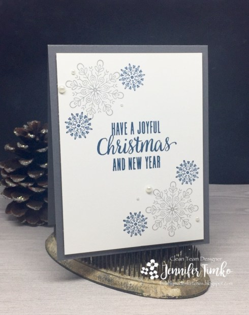 FMS313 by Jen Timko | Cheers to the Year Stamp by Stampin' Up, Paper Pumpkin by Stampin' Up