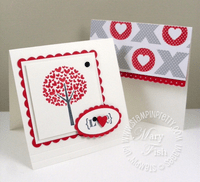 Stampin up valentine defined