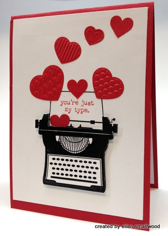 NEW Big Shot Fashionable Hearts Embosslits Die | Stampin ...