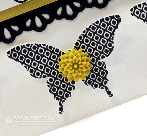Stampin up demonstrator blog catalog butterfly punch card ideas mojo monday order