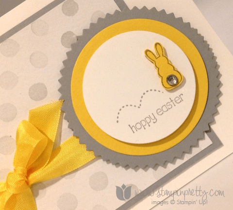 Stampin up stamping stamp it mary fish pretty happy easter eggstra spectactular card idea