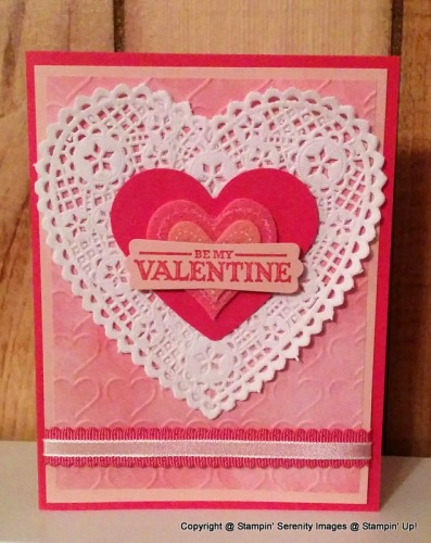Pals Paper Crafting Card Ideas Perfectly Artistic Mary Fish Stampin Pretty StampinUp