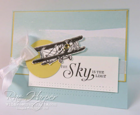 Pals Paper Crafting Card Ideas Sky Mary Fish Stampin Pretty StampinUp
