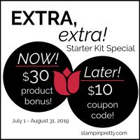 Extra Extra Starter Kit Special
