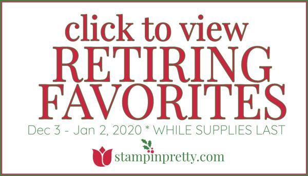 Year End Retiring Favorites