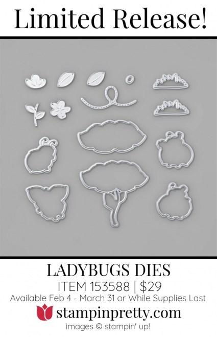 Ladybug Dies 153588 $29