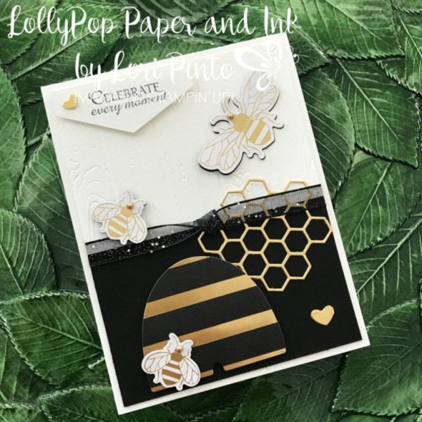 Stampin' Pretty Pals Sunday Picks 02.09- Lori Pinto