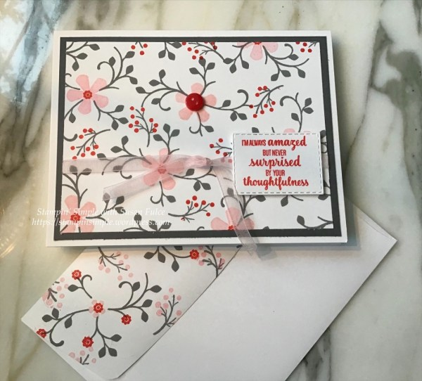 Stampin' Pretty Pals Sunday Picks 02.09- Susan Fulce